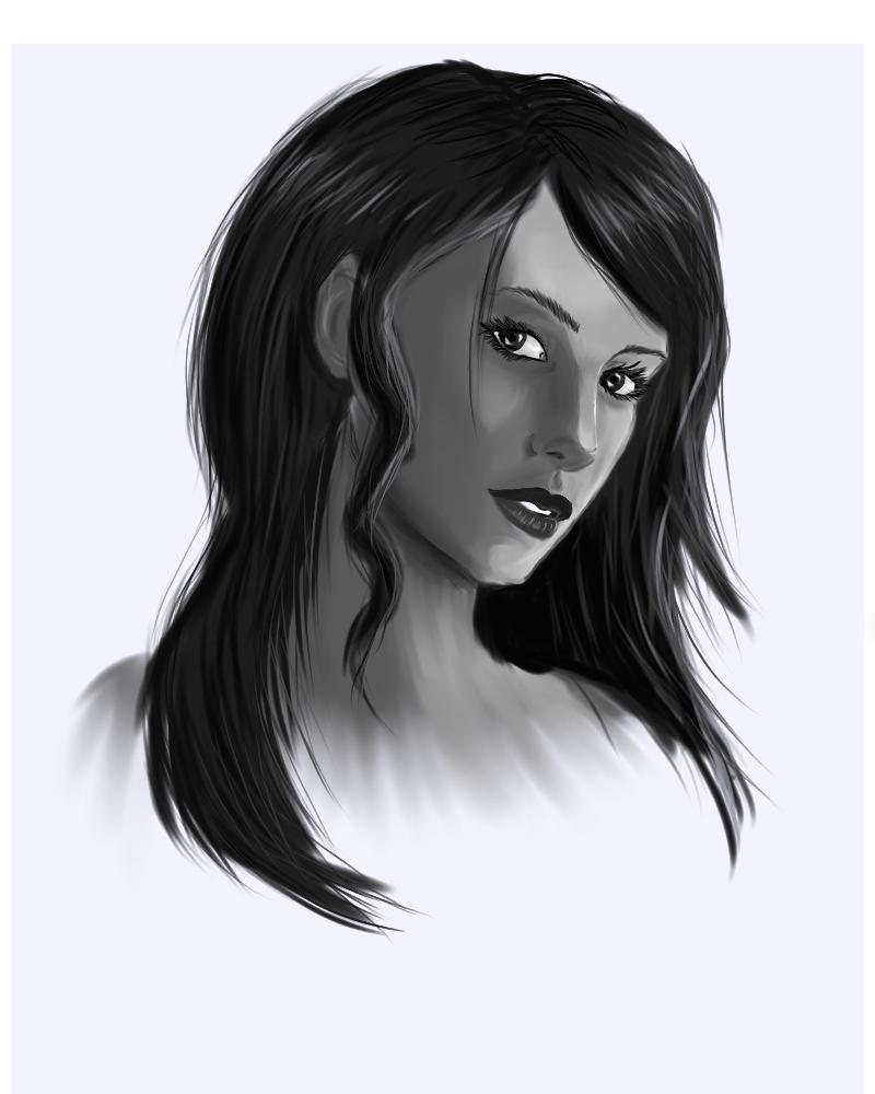 Girl - Practice by Syene