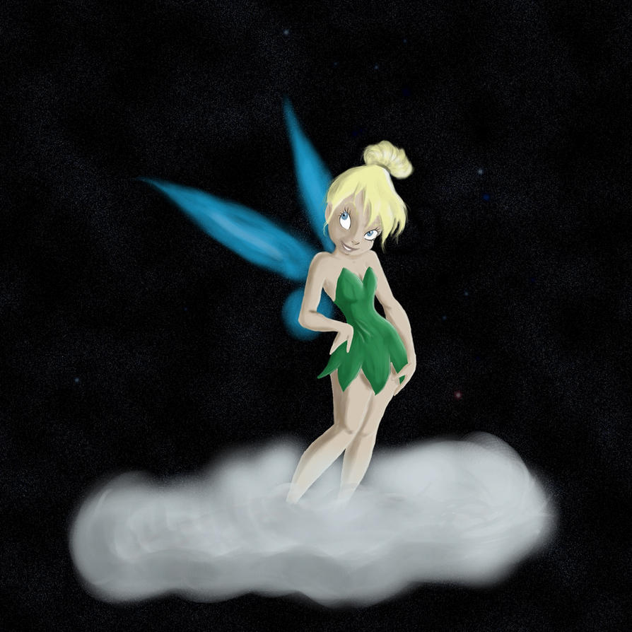 Tinkerbell - To Neverland by Syene