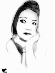 Amy-sama by littlenekomatat