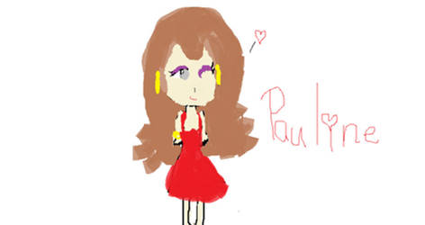 Pauline colored by SMB-Pauline