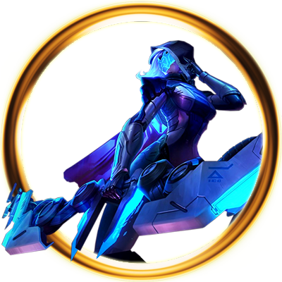 PROJECT: Ashe Icon by ElementaryStorm on DeviantArt