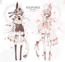 [OPEN] Adoptable auction #1