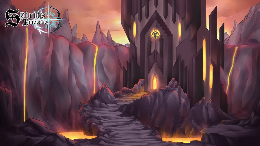 Demon's Palace by Meerclar