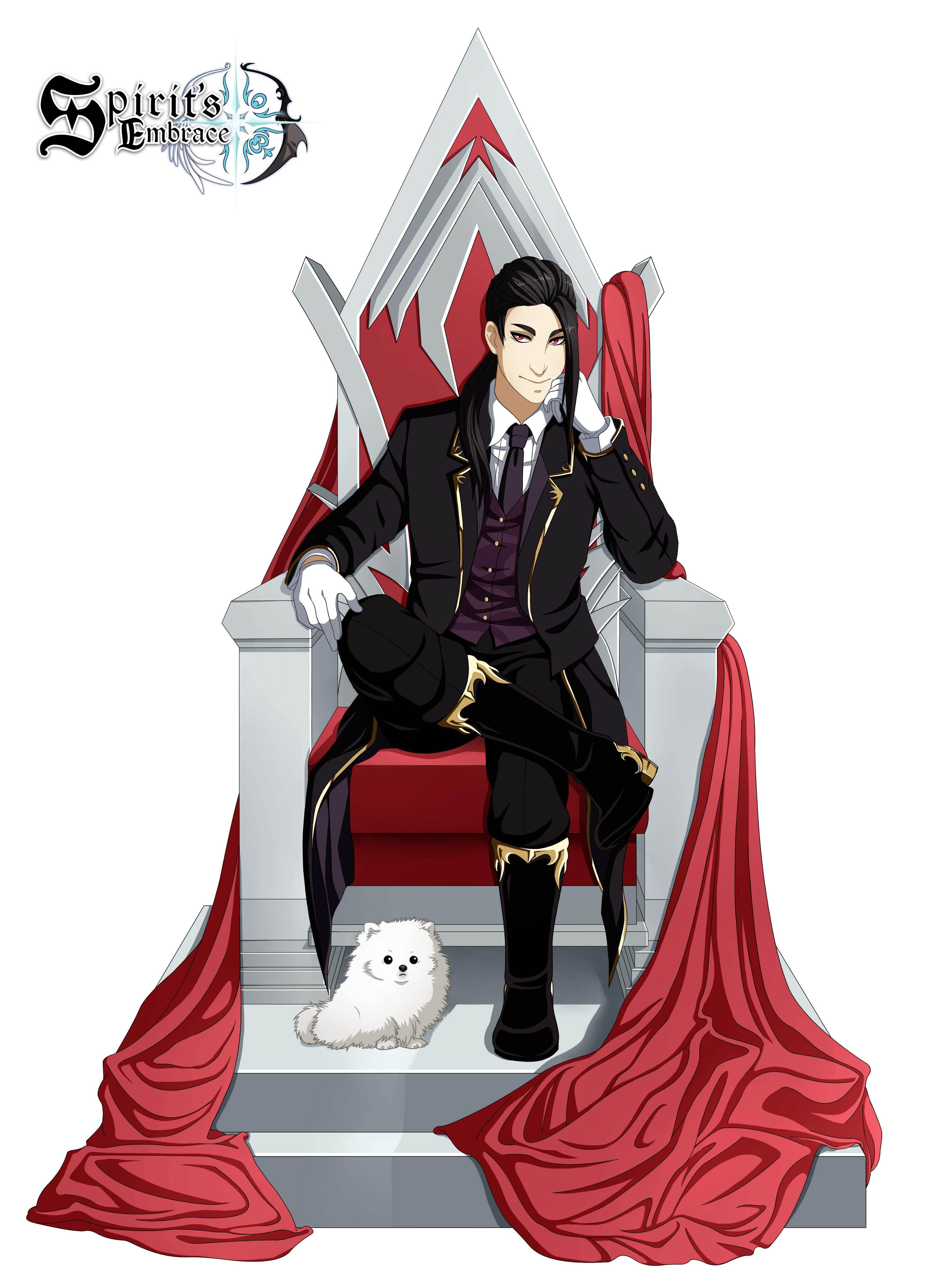 Throne by Meerclar