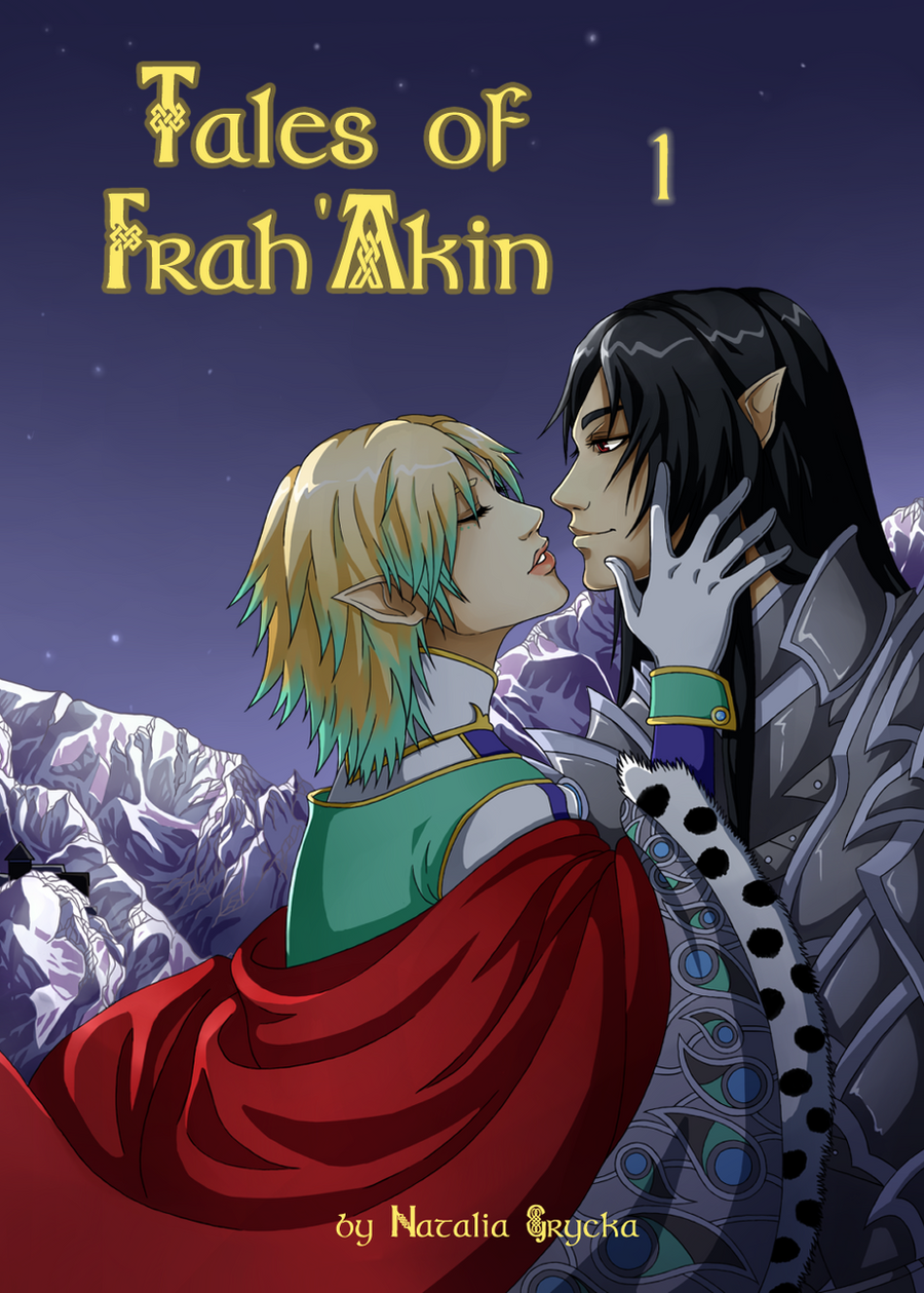 Tales of Frah'Akin cover by Meerclar