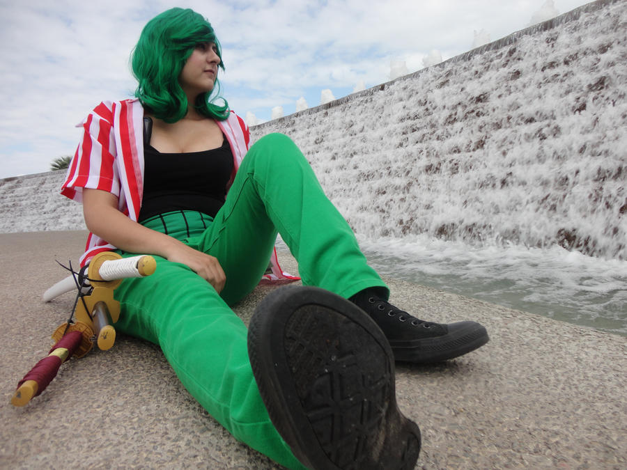 Realms Con Female Zoro One Piece 2012 by Taruto18