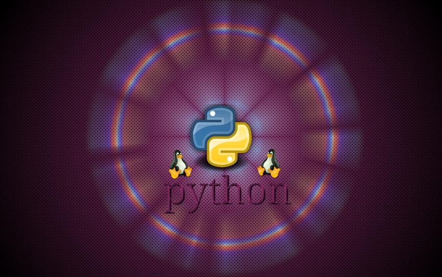 Python Wallpaper By Petux7