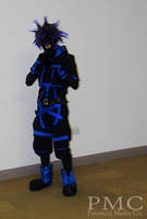 Heartless Sora Cosplay by DeadPhantoms