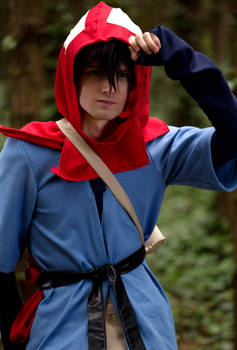 Ashitaka 02 - Princess Mononoke