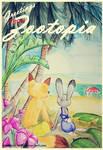 Zootopia Postcard
