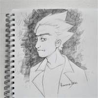 Rick sketch by Francesca-ictbs