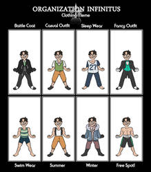 OI- Xiren Clothing Meme by Pitafish