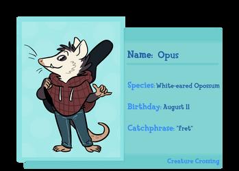 CC- Opus by Pitafish