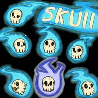 Skull by Greylokke