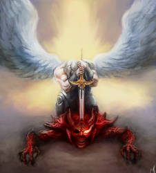 Angel by RubensNM