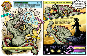 Dad and Crew Comic_Monster Bash Part 2 of 3