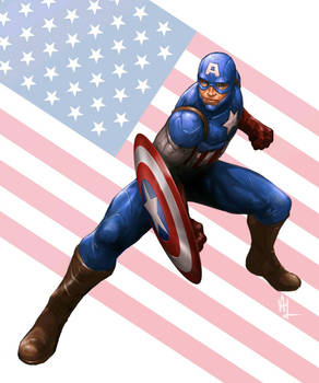The Patriot: Captain America