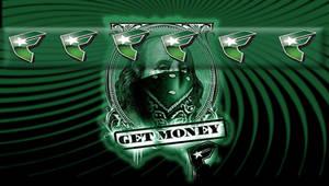 psp theme get money