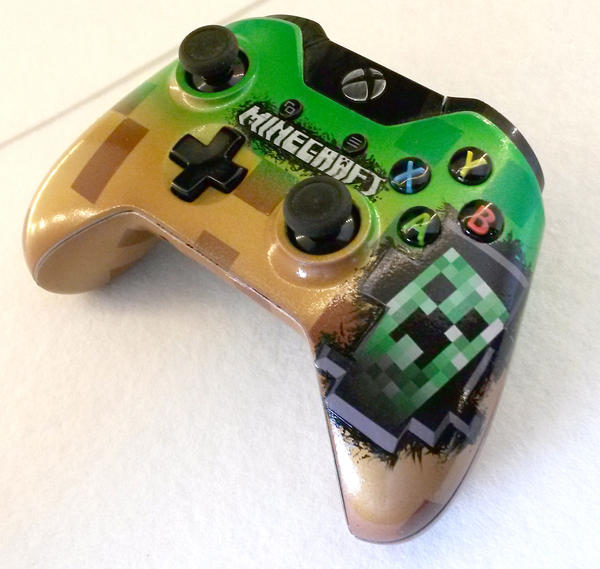 how to play minecraft pe with a xbox one controller