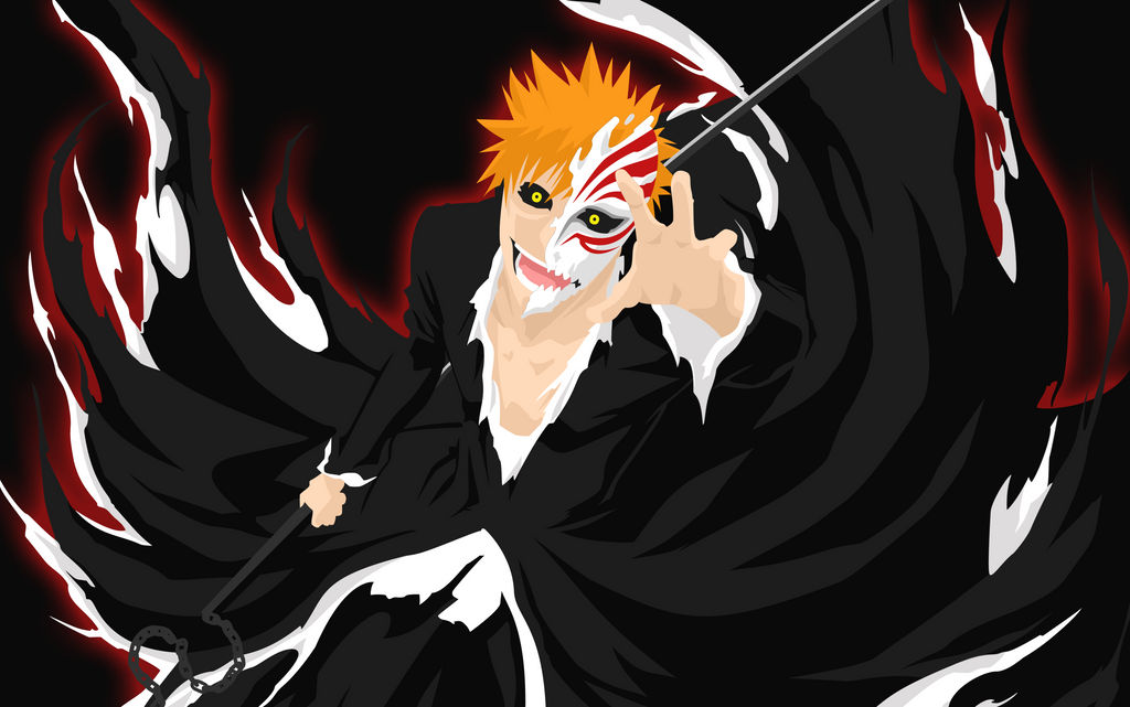 Ichigo Kurosaki Bleach By Sonithcob On Deviantart