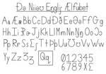The Neo-English Alphabet