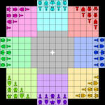Bligran Checkers-Chess-Thing