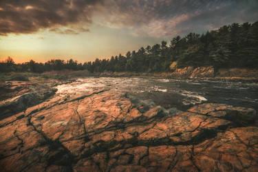 Golden hour by sxsvexen