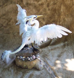 Dragon Egret-for sale by LilleahWest