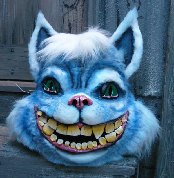 how to make cat mask at home