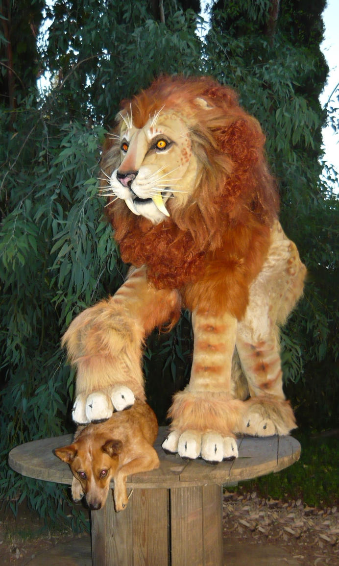 Realistic Tiger Costume - photo#9