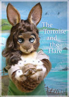 Bernadette Hare and Foe by LilleahWest