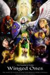 Zelda - Winged Ones - Poster