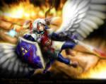 Zelda- Winged Ones- Battle
