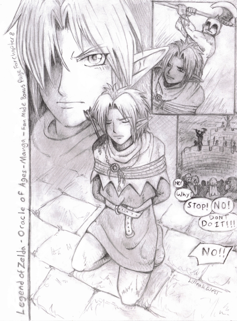oracle of seasons manga pdf