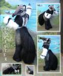 Anteater fursuit