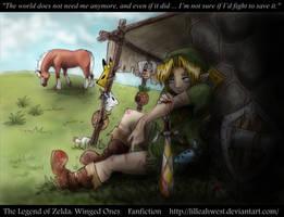 Battle Weary Hero by LilleahWest