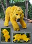 Golden Bear Quadsuit
