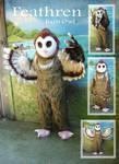 Owl Fursuit
