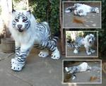 Maned Tiger Quadsuit