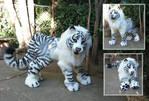 Maned Tiger Quadsuit 2