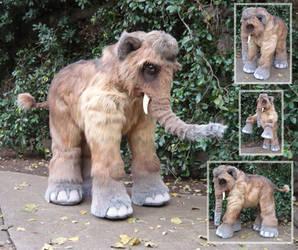 Baby Mammoth Quadsuit