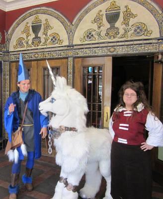 Last Unicorn movie screening by LilleahWest
