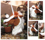 Moody Mustang Unicorn