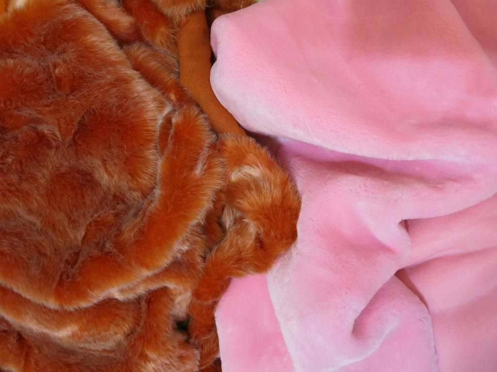 Pink fur FOR SALE by LilleahWest