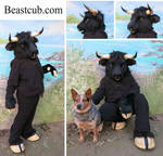 Black Minotaur