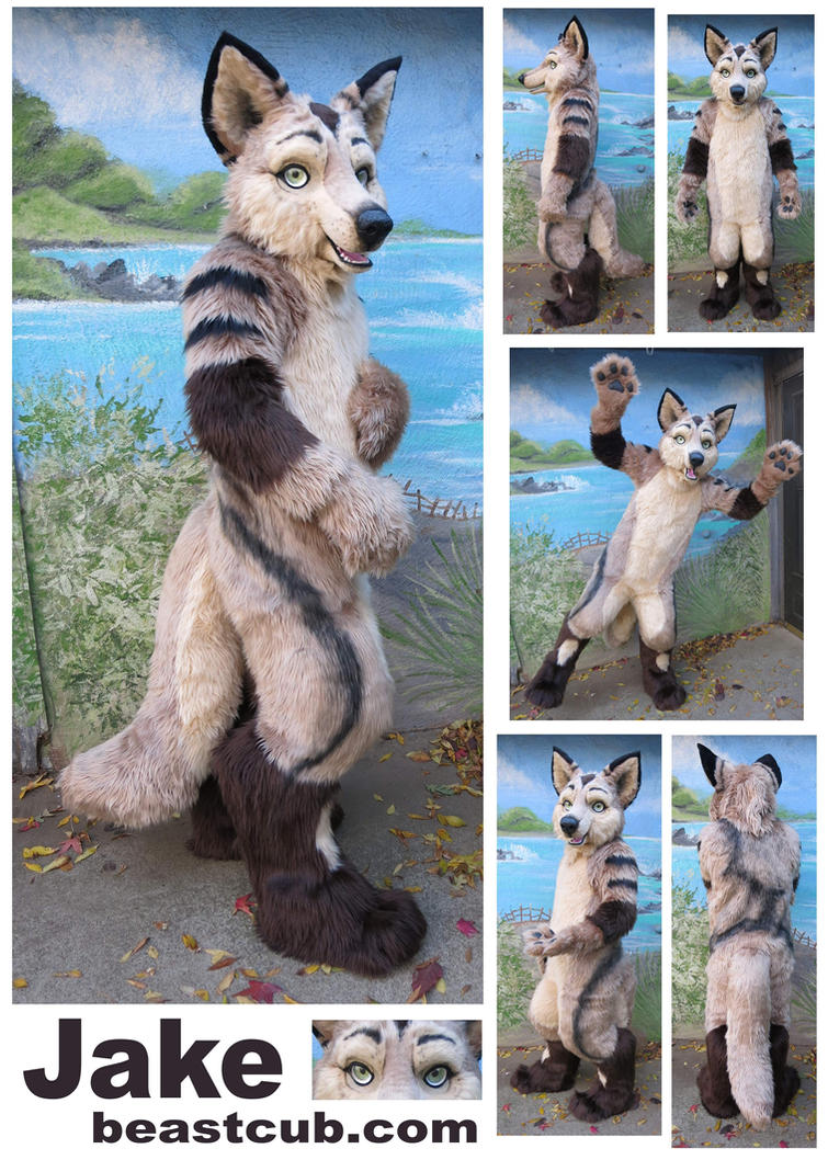 Jake Fullsuit by LilleahWest
