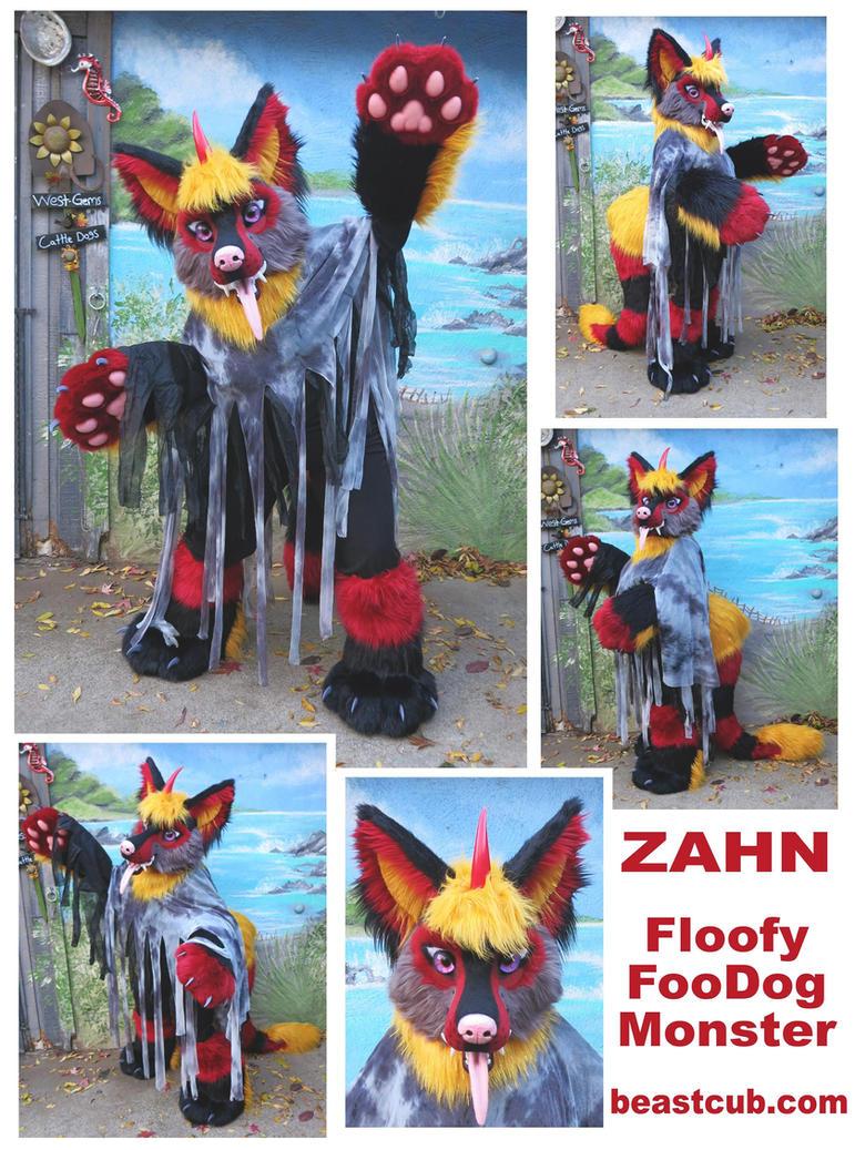 Zahn by LilleahWest