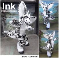 Ink the Dutch Angel Dragon by LilleahWest