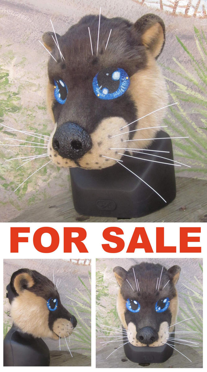 Toony Otter FOR SALE by LilleahWest