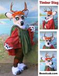 Wolf-Deer